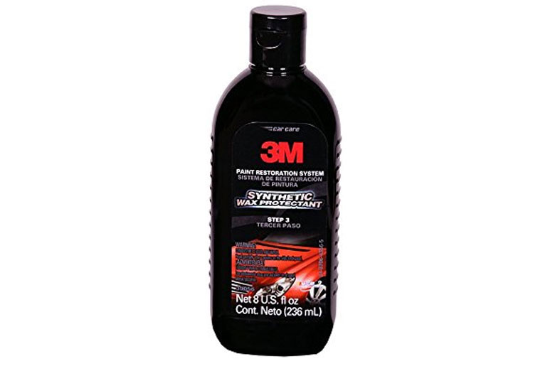 1989 Mitsubishi Montero 3M Synthetic Wax Protectant
