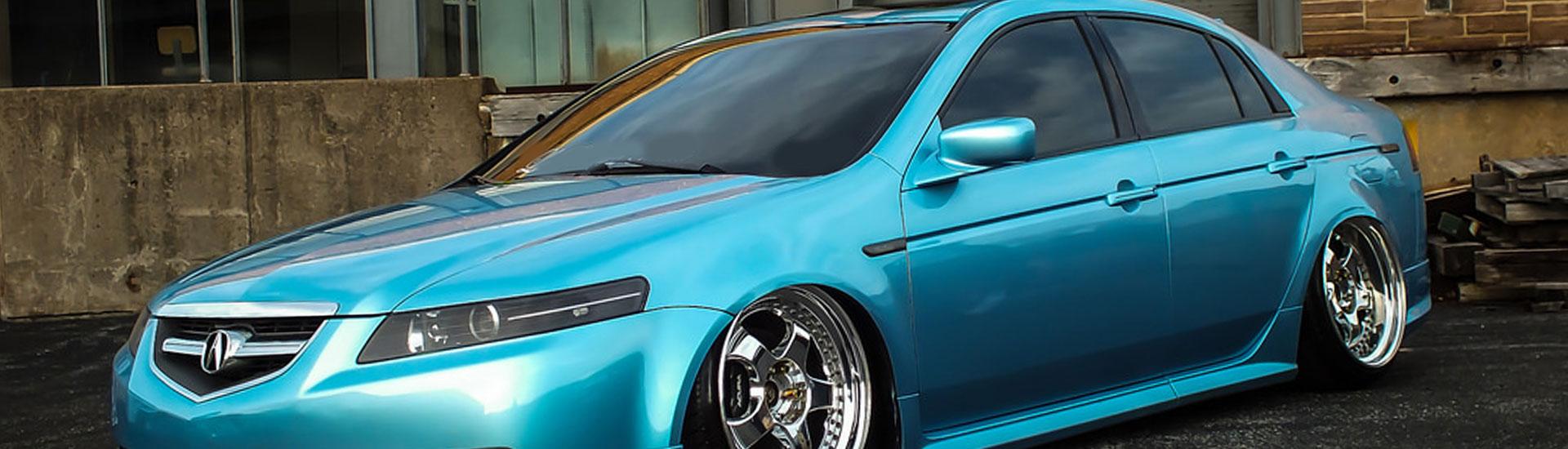 Acura Accessories Tints Rvinylcom - Acura tl upgrades