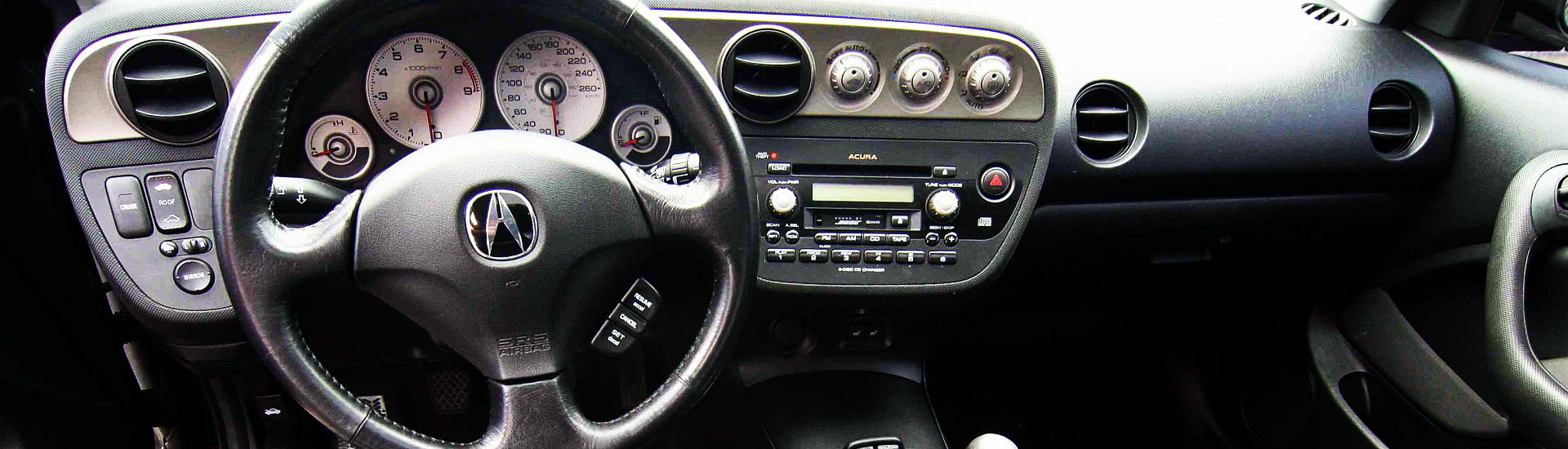 Acura RSX Custom Dash Kits