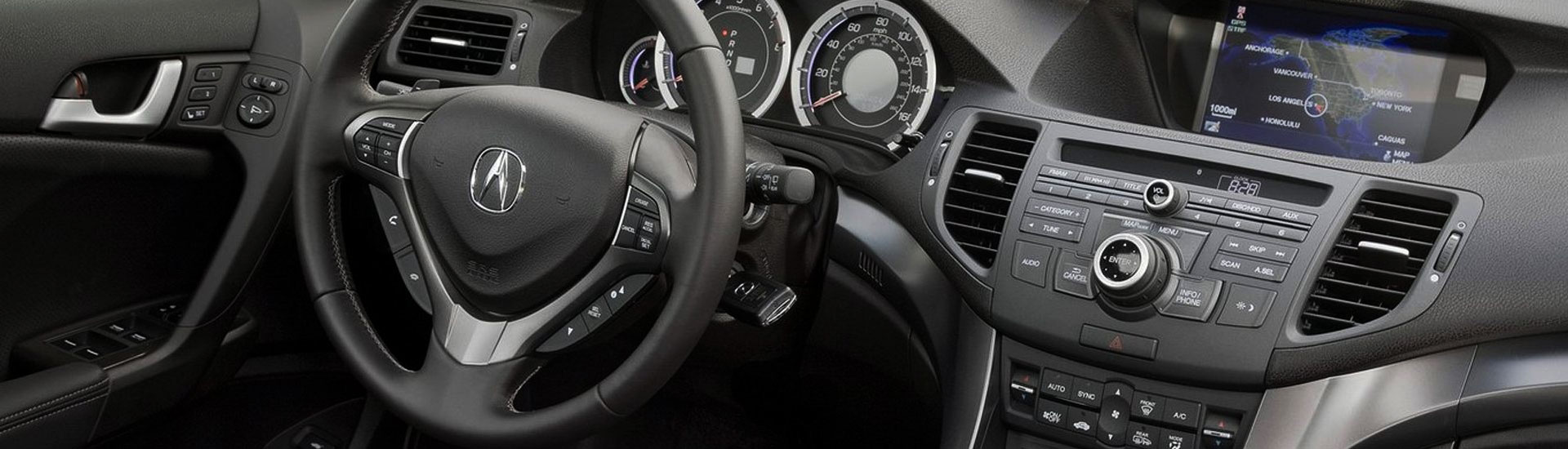 Acura TSX Custom Dash Kits