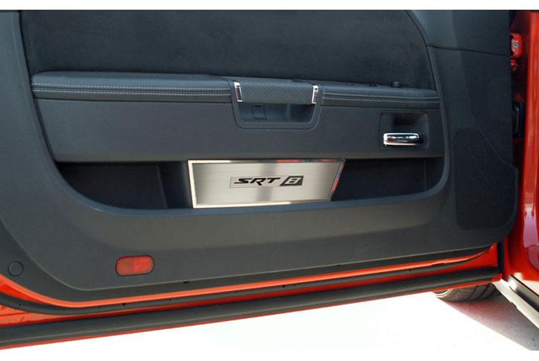 American car craft dodge challenger 2008 2013 door badge - 2008 dodge charger interior trim ...
