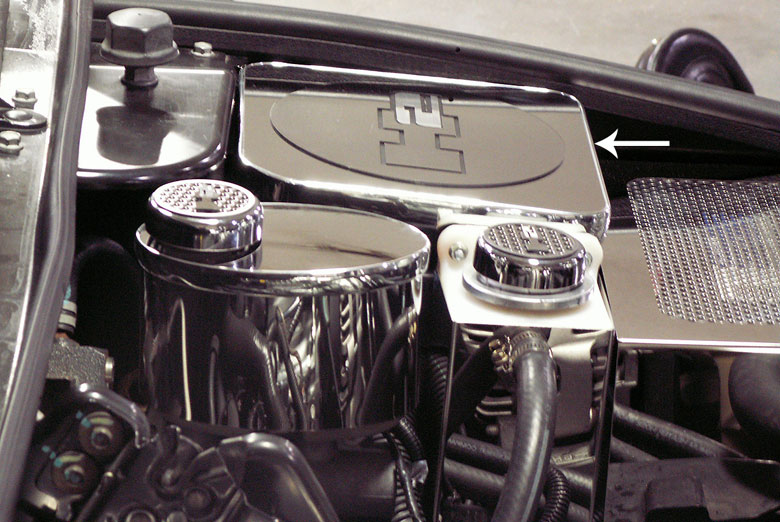 american car craft hummer h2 2003 2007 fuse box cover. Black Bedroom Furniture Sets. Home Design Ideas