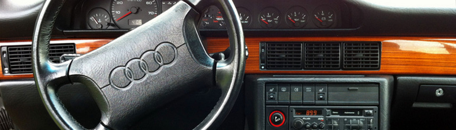 Audi 200 Custom Dash Kits