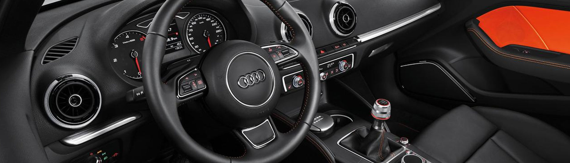 Audi A3 Custom Dash Kits
