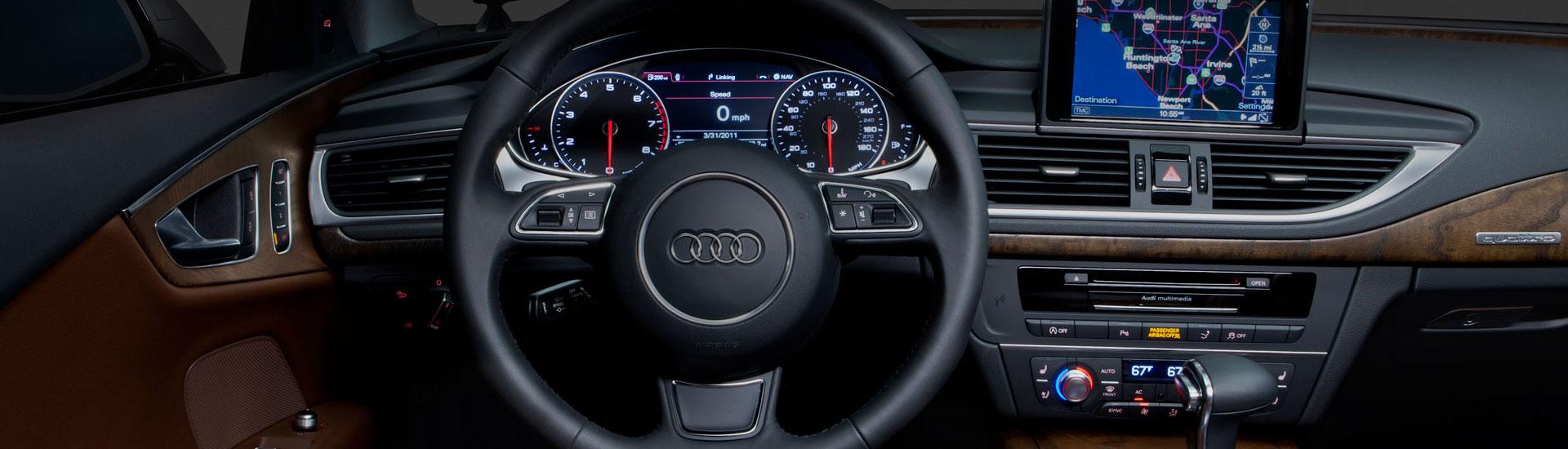 Audi A6 Dash Kits Custom Audi A6 Dash Kit