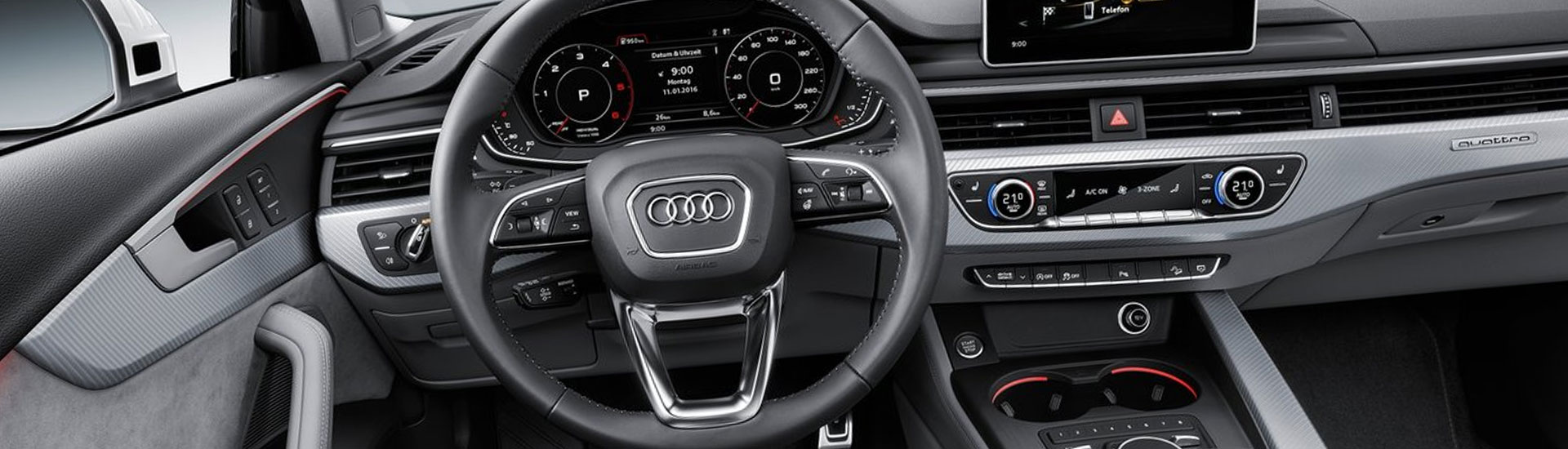 Audi Allroad Custom Dash Kits