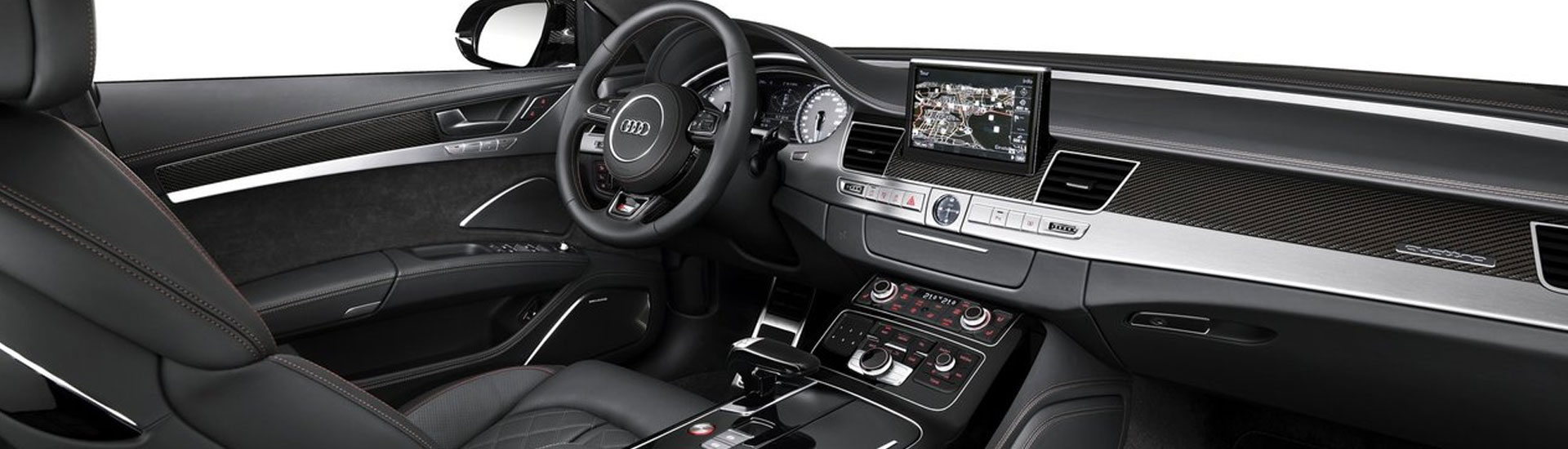2017 Audi A8 Custom Dash Kits