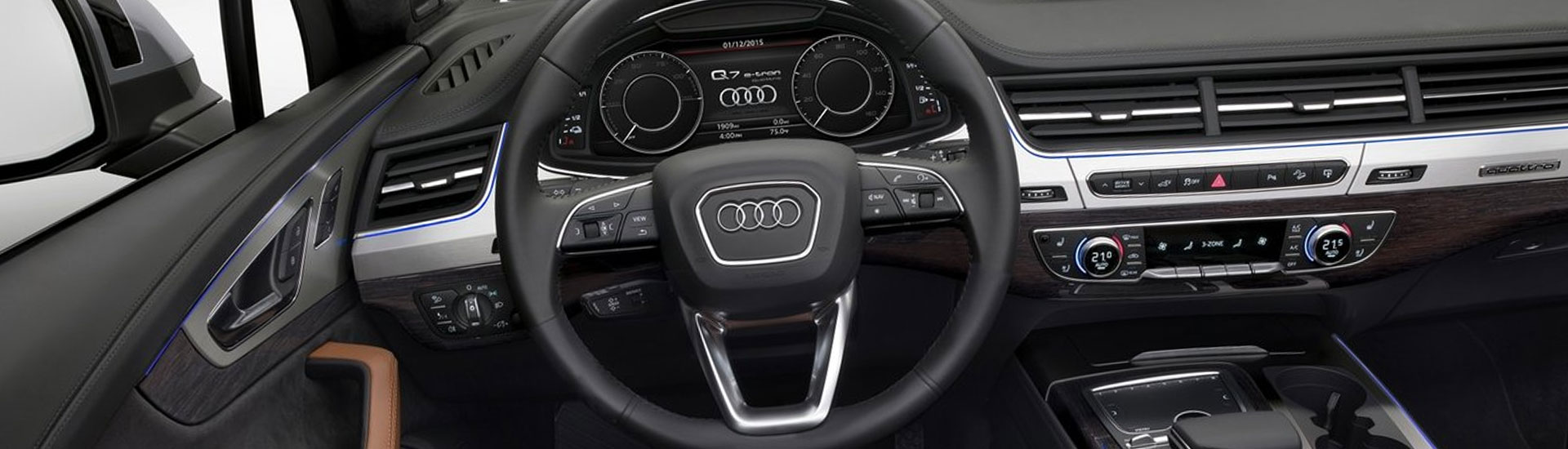Audi Q7 Dash Kits Custom Audi Q7 Dash Kit