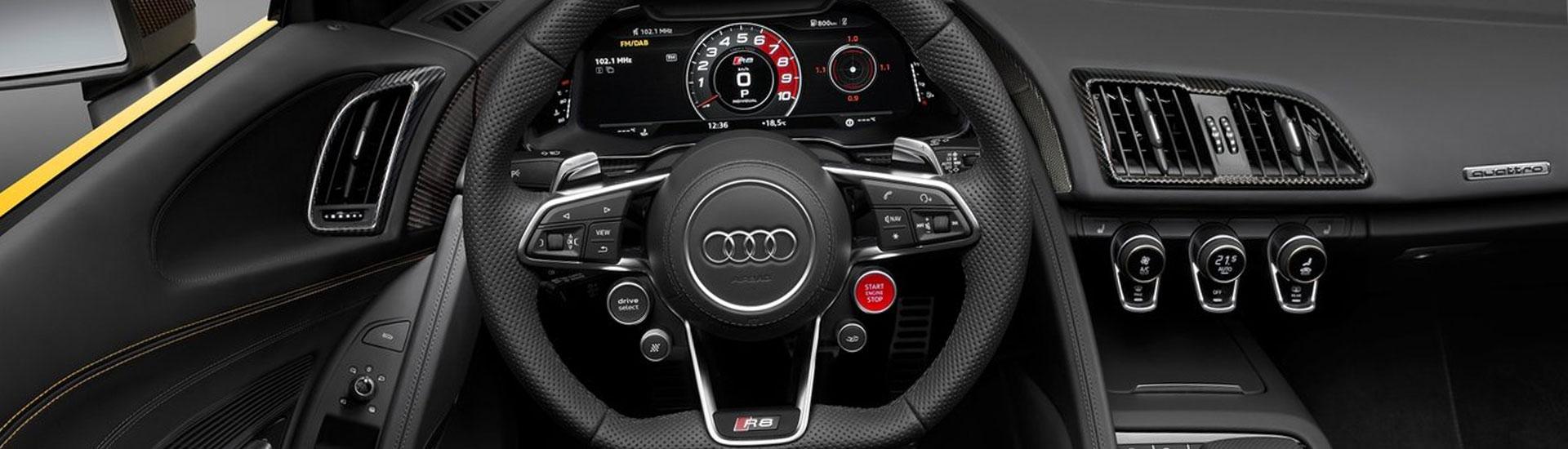 Audi R8 Dash Kits Custom Audi R8 Dash Kit