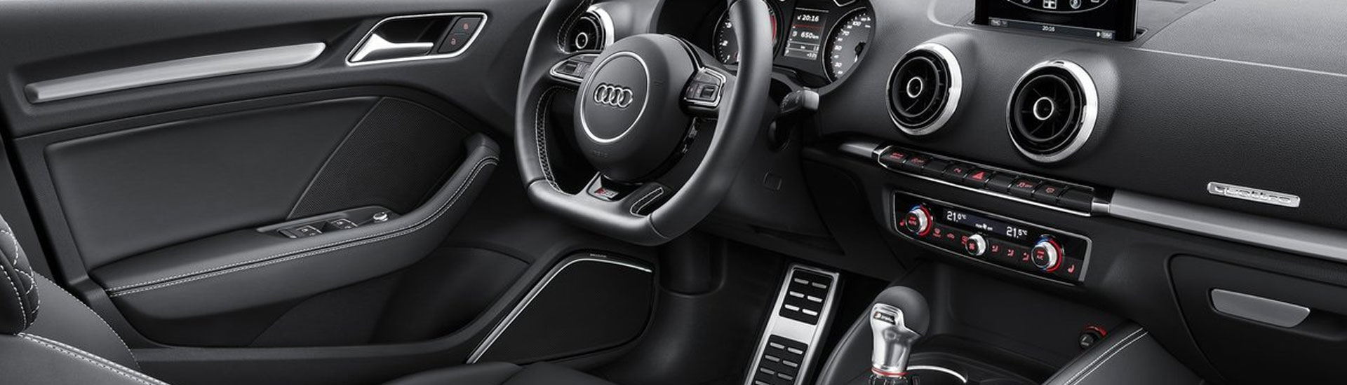 Audi S3 Custom Dash Kits