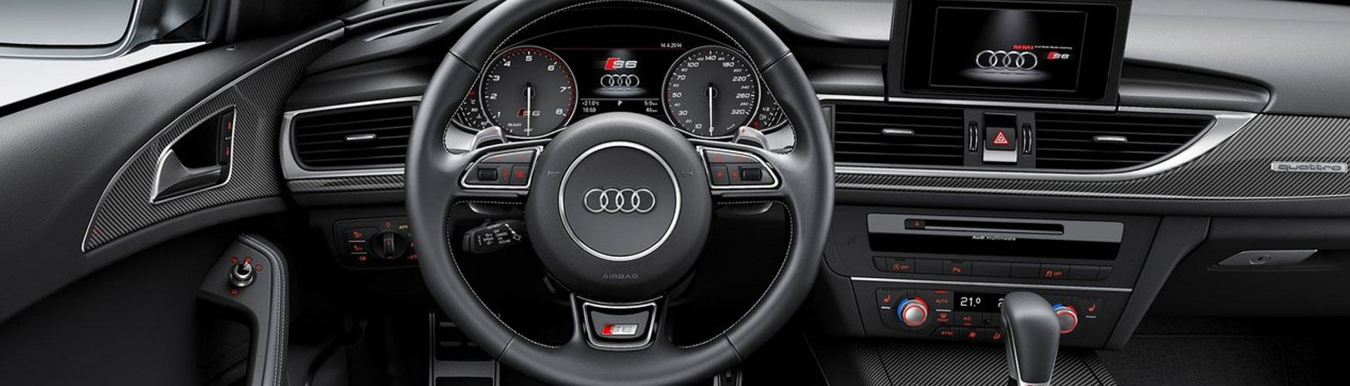 Audi S6 Custom Dash Kits