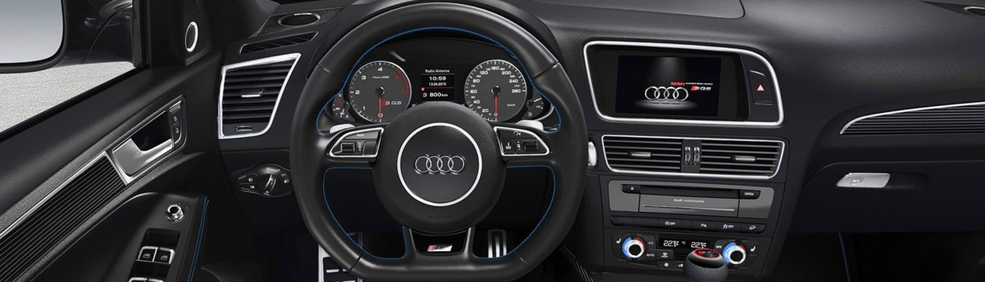 Audi SQ5 Custom Dash Kits