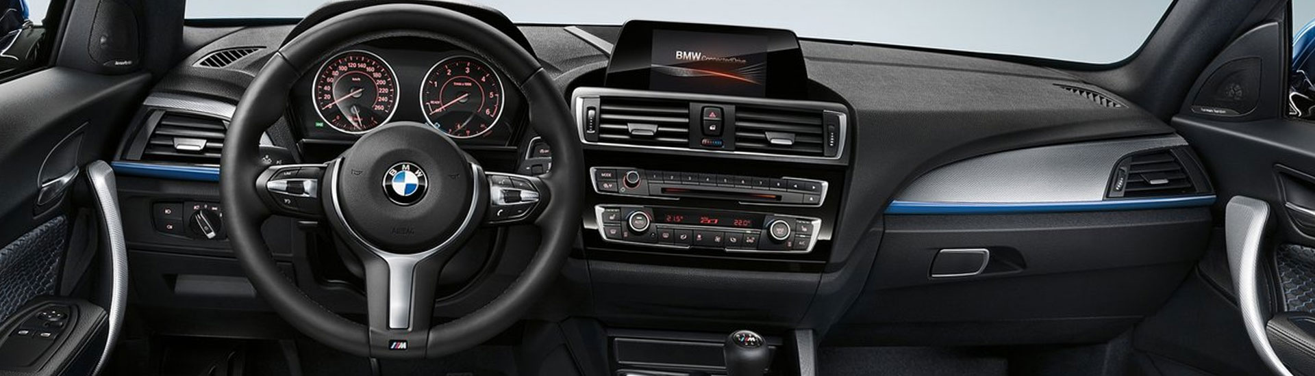 BMW 1-Series Custom Dash Kits