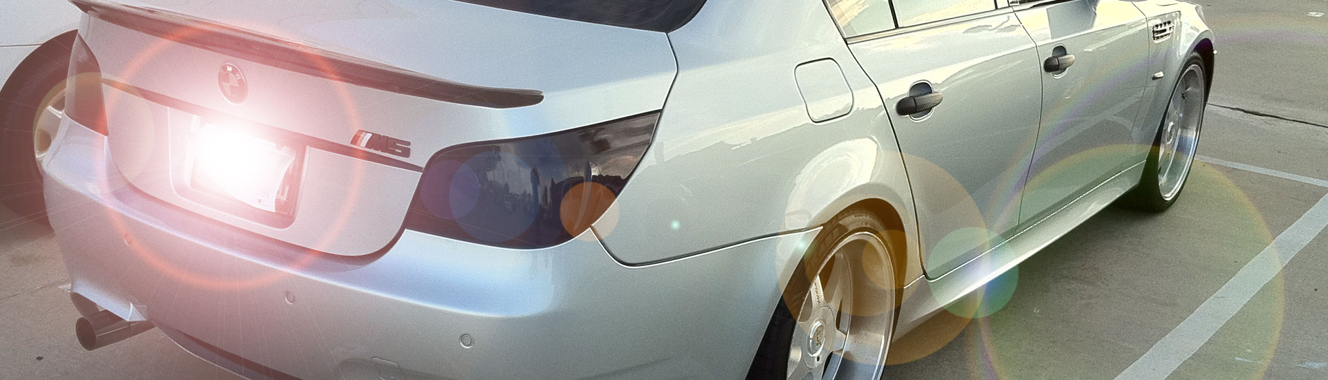 Rtint™ BMW 5-Series Taillight Tints