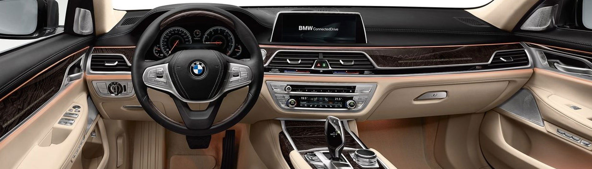 BMW 7-Series Custom Dash Kits
