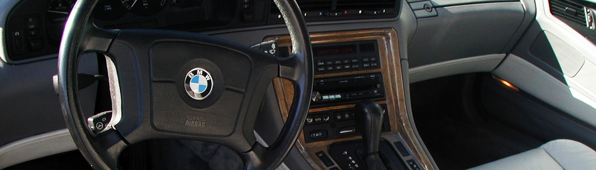 BMW 8-Series Custom Dash Kits