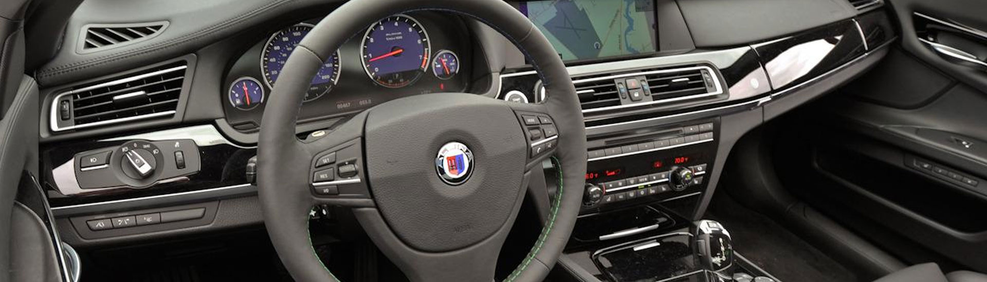 BMW Alpina Custom Dash Kits