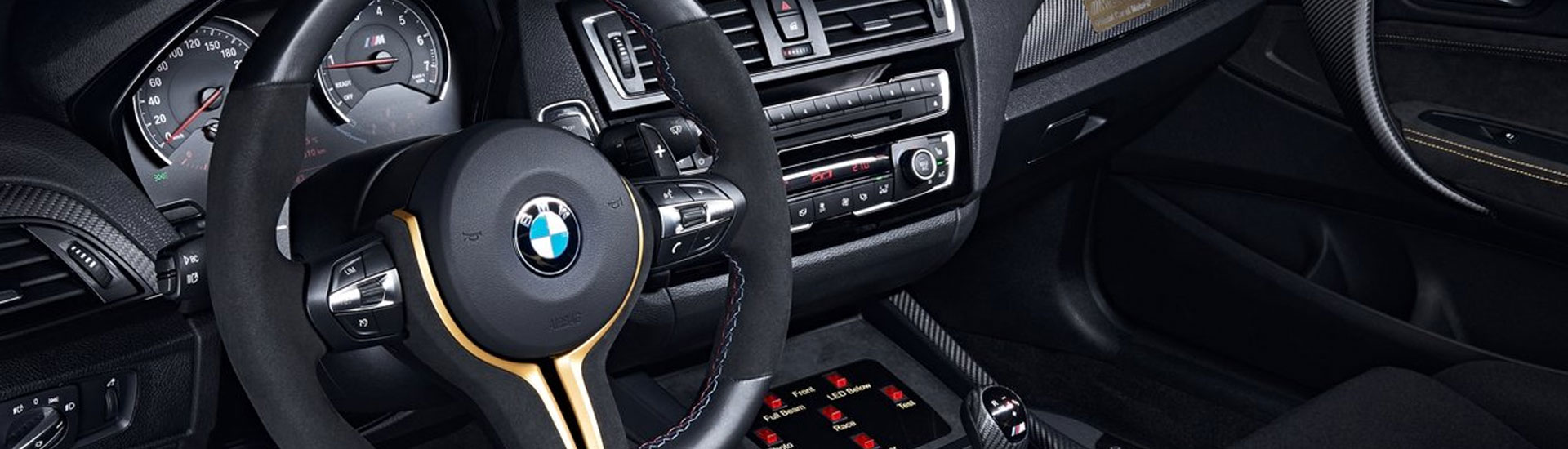 BMW Custom Dash Kits