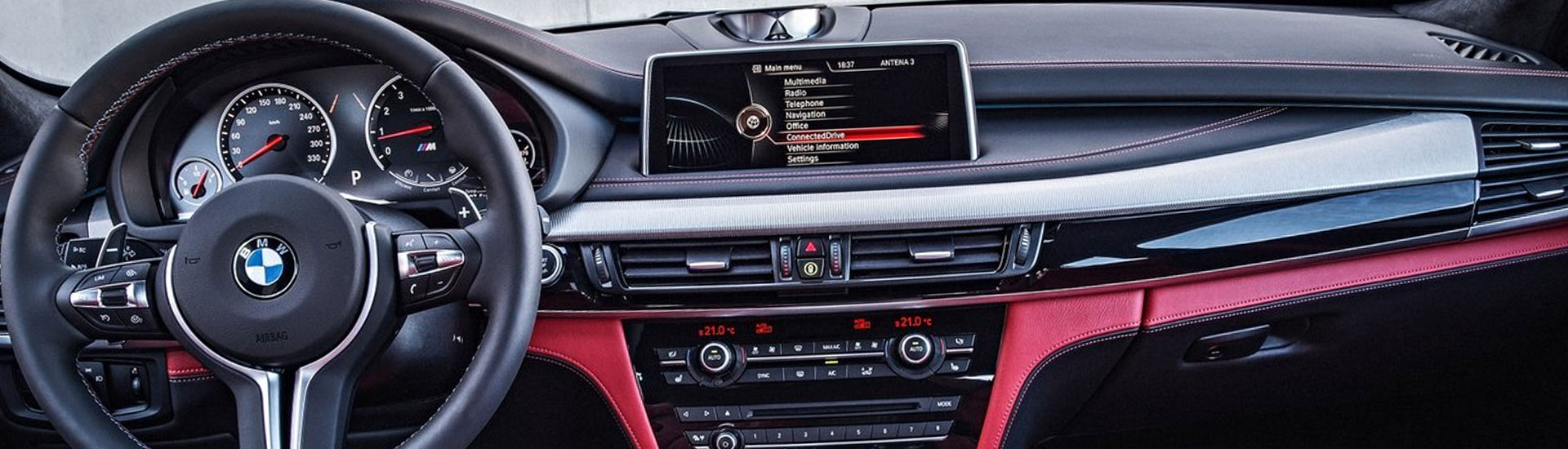 BMW X5 Custom Dash Kits