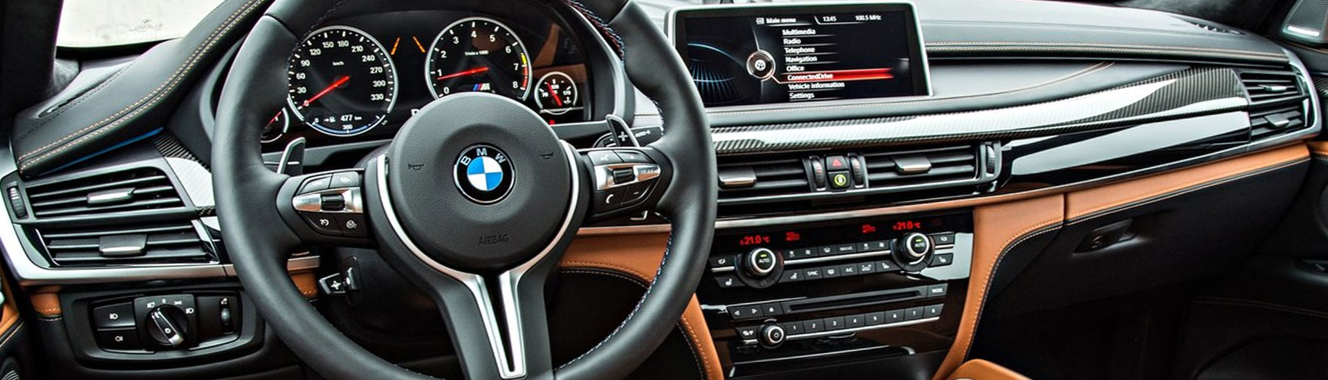 BMW X6 Custom Dash Kits