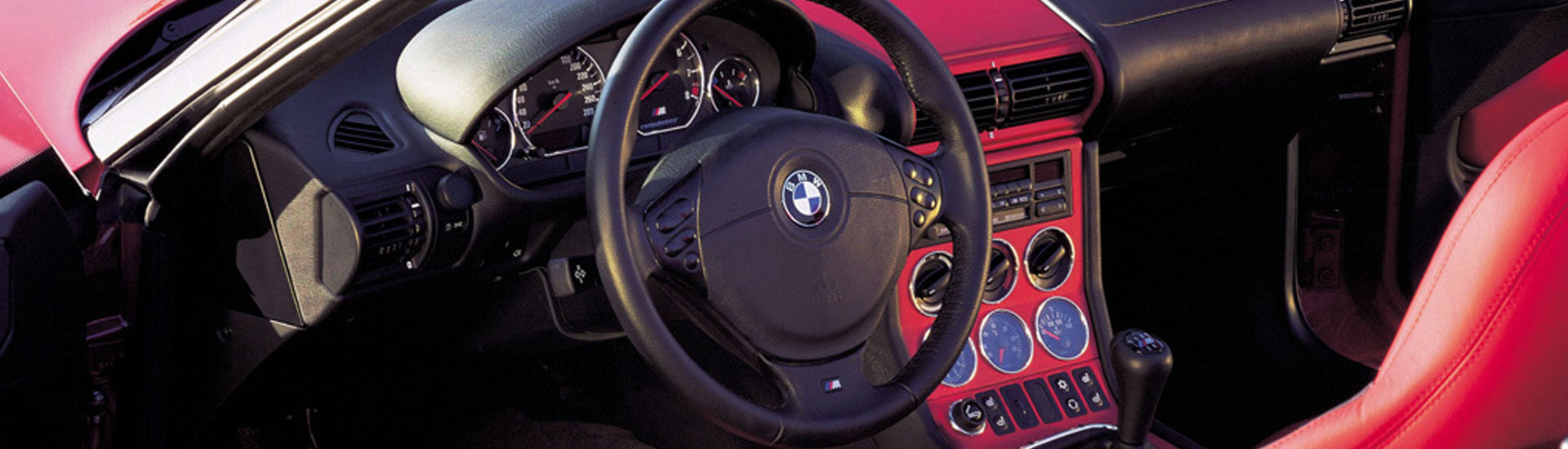 BMW Z3 Custom Dash Kits