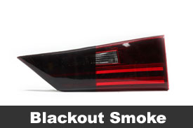 Blackout Tail Light Tint Film