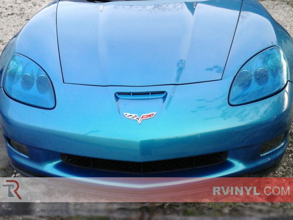 2013 Chevy C6 Corvette With Blue Smoke Rtint Headlight Covers Transmission Wiring Harness Joes