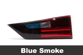 Blue Tail Light Tint Film