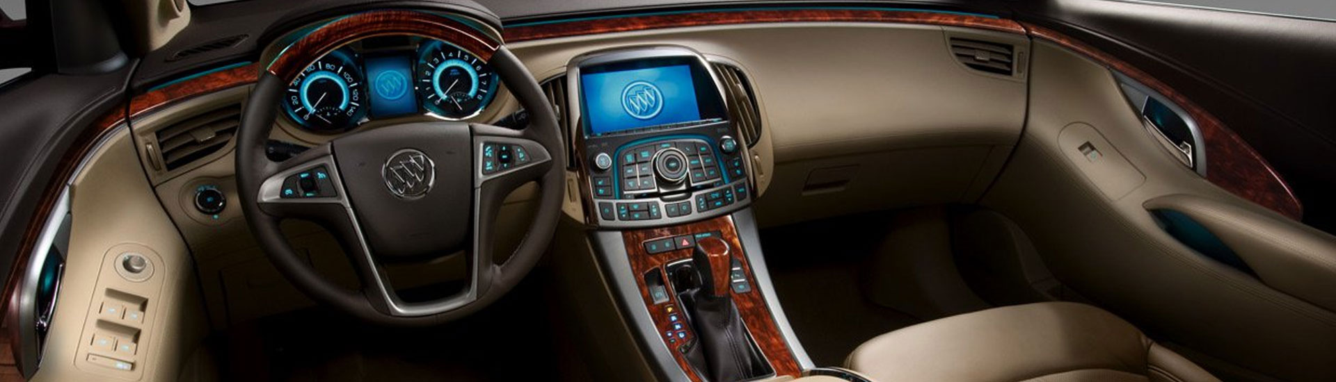 Buick Allure Dash Kits