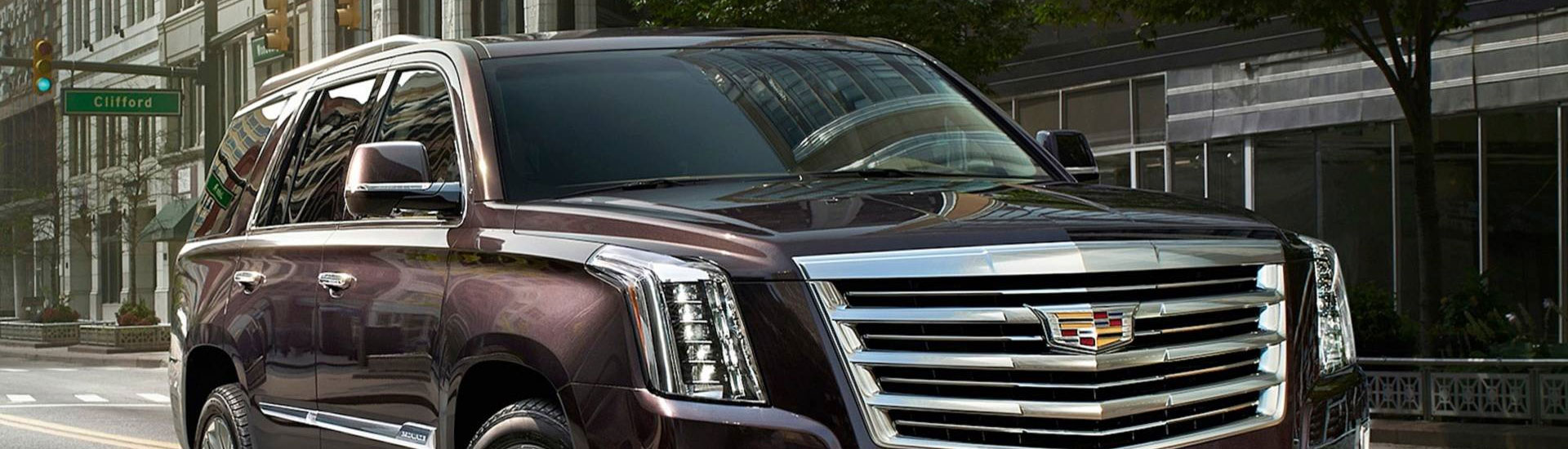 Cadillac Escalade Pillar Post Trim