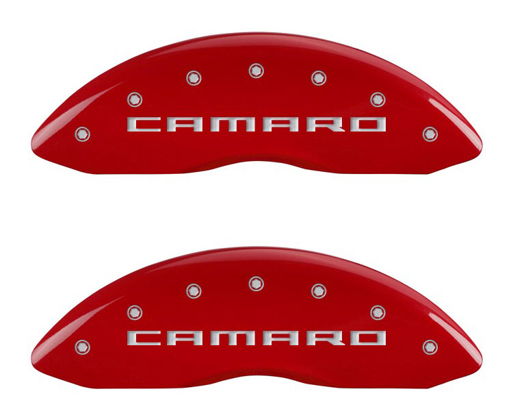 2012 Chevrolet Camaro MGP Caliper Brake Covers