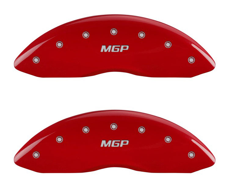2009 Dodge Durango MGP Caliper Brake Covers