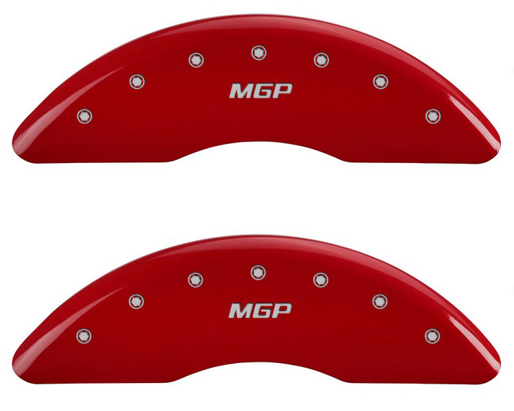 2008 GMC Acadia MGP Caliper Brake Covers