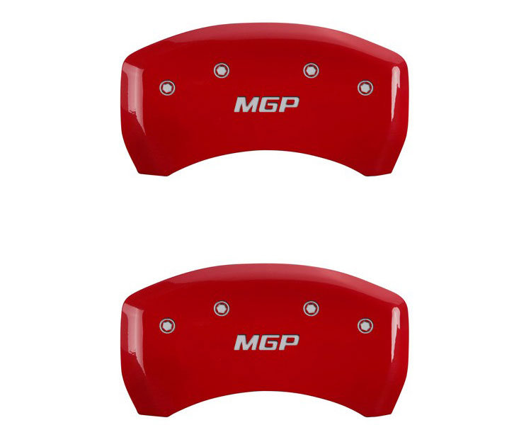 2005 Ford Mustang MGP Caliper Brake Covers