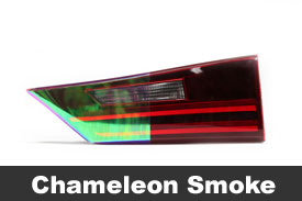 Chameleon Tail Light Tint Film