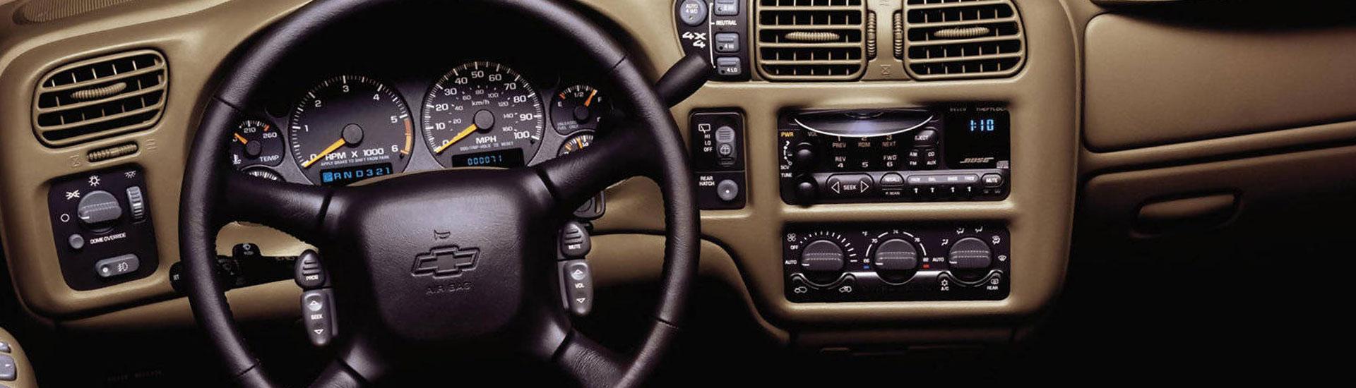 Blazer chevy blazer 2002 : Chevrolet Blazer Dash Kits | Custom Chevrolet Blazer Dash Kit