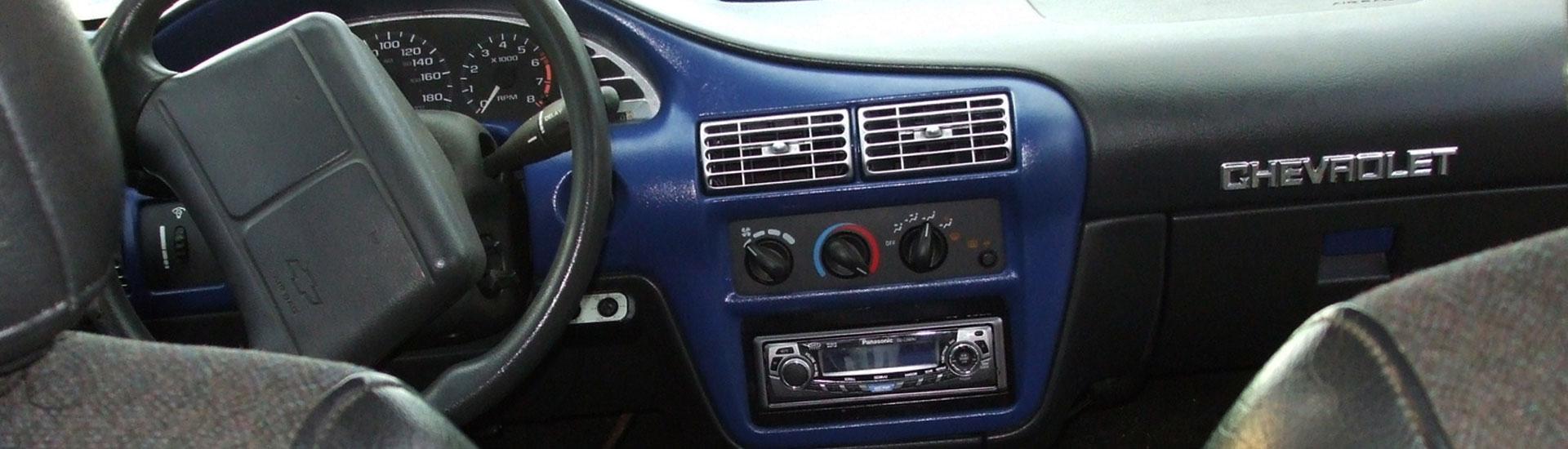 Cavalier 2001 chevrolet cavalier sedan : Chevrolet Cavalier Dash Kits | Custom Chevrolet Cavalier Dash Kit
