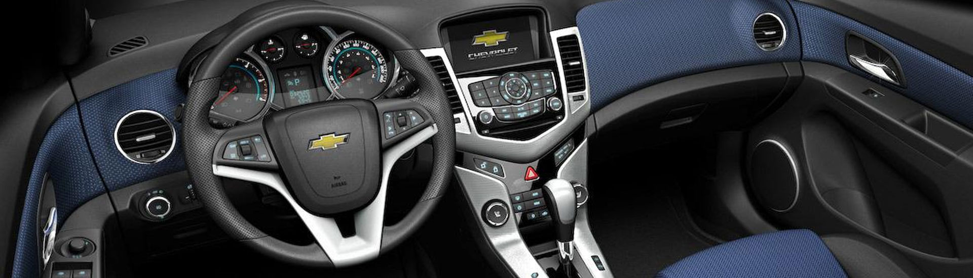 Cruze chevy cruze 2014 interior : Chevrolet Cruze Dash Kits | Custom Chevrolet Cruze Dash Kit