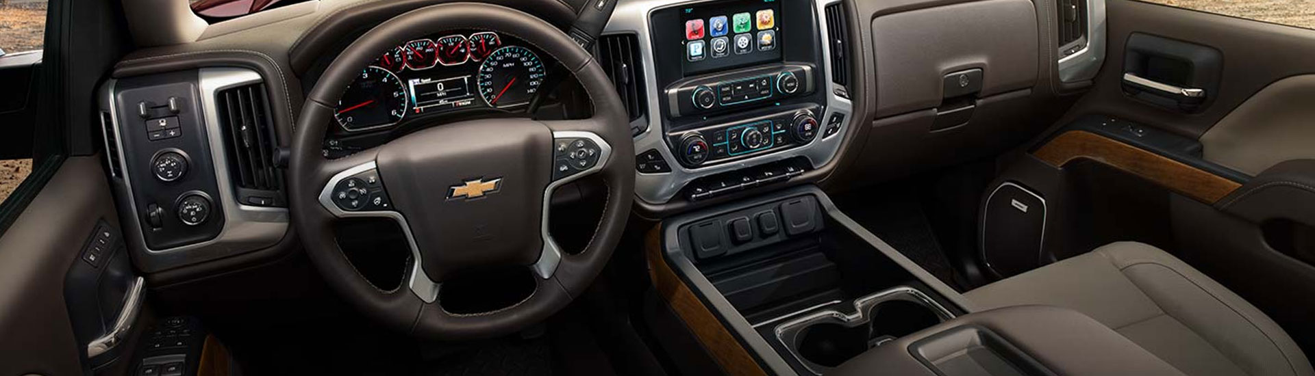 Chevrolet Silverado Custom Dash Kits