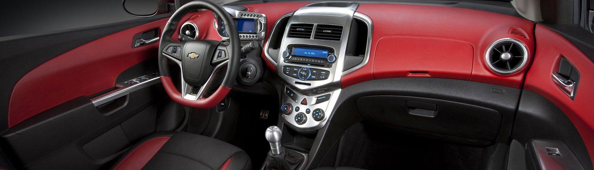 Chevy Sonic Custom >> Chevrolet Sonic Dash Kits Custom Chevrolet Sonic Dash Kit