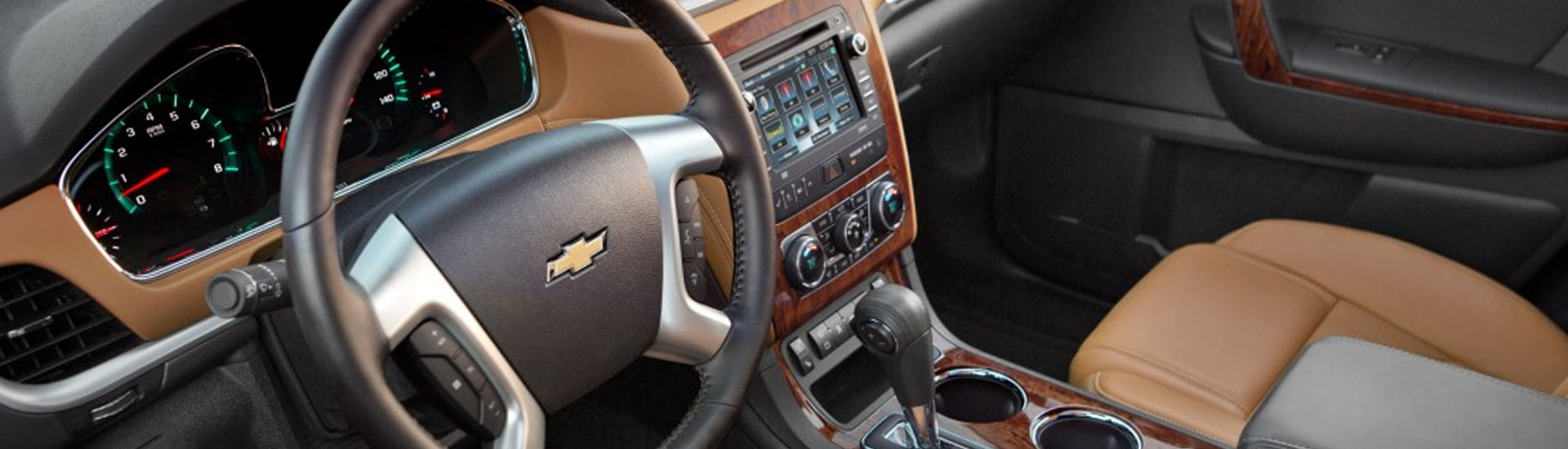 Chevrolet Traverse Dash Kits