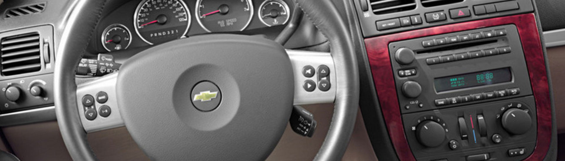 Chevrolet Uplander Dash Kits
