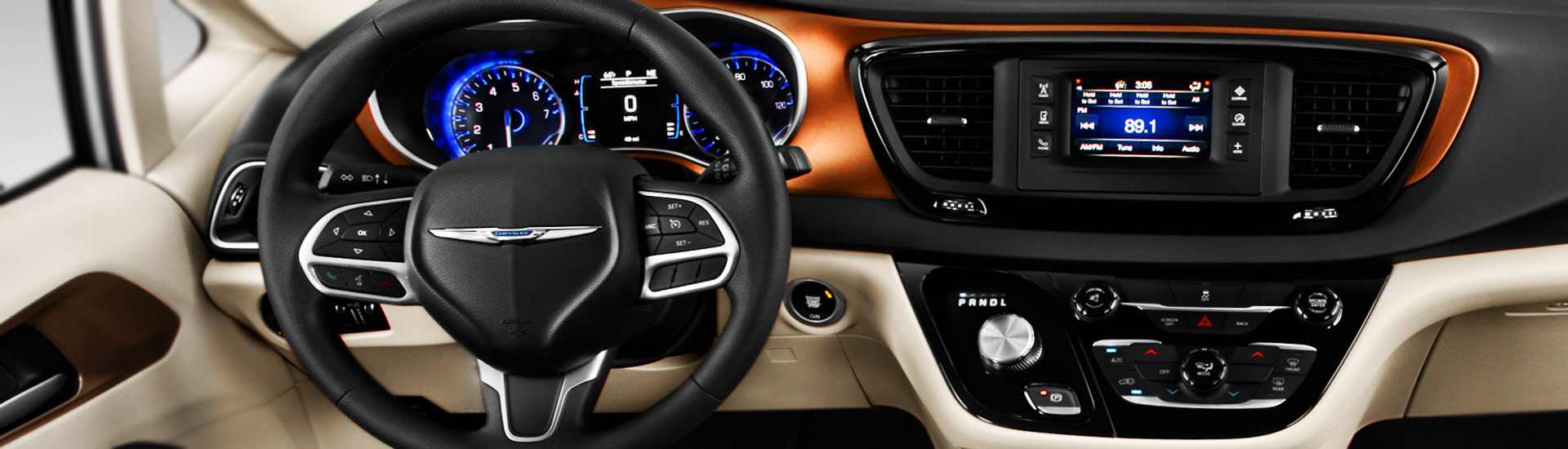 Chrysler Custom Dash Kits