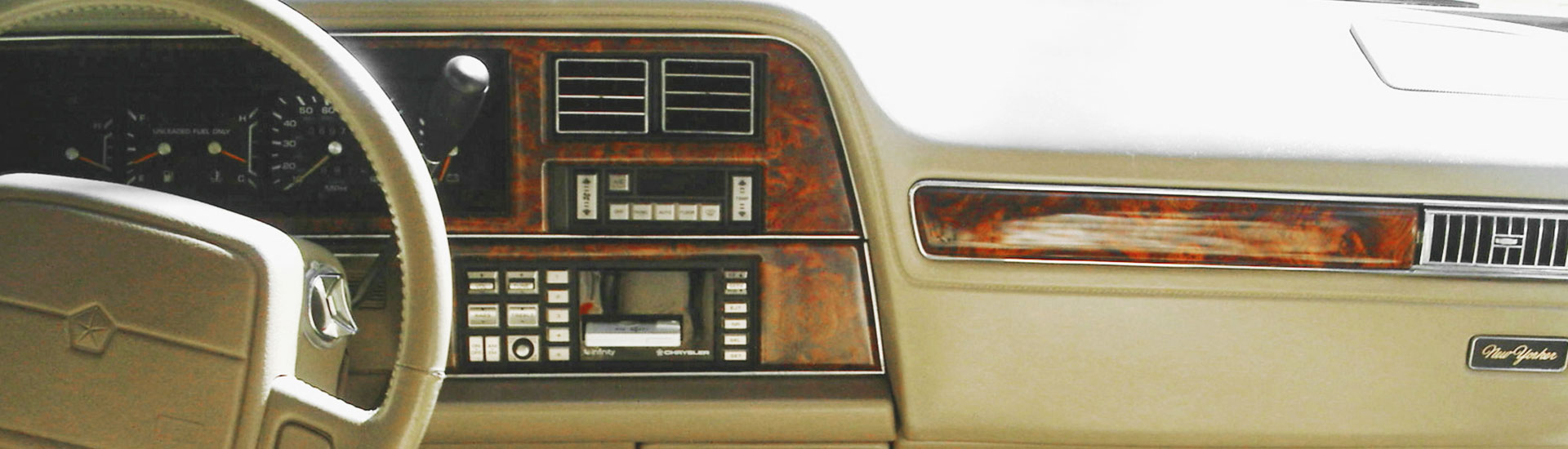 Chrysler New Yorker Custom Dash Kits