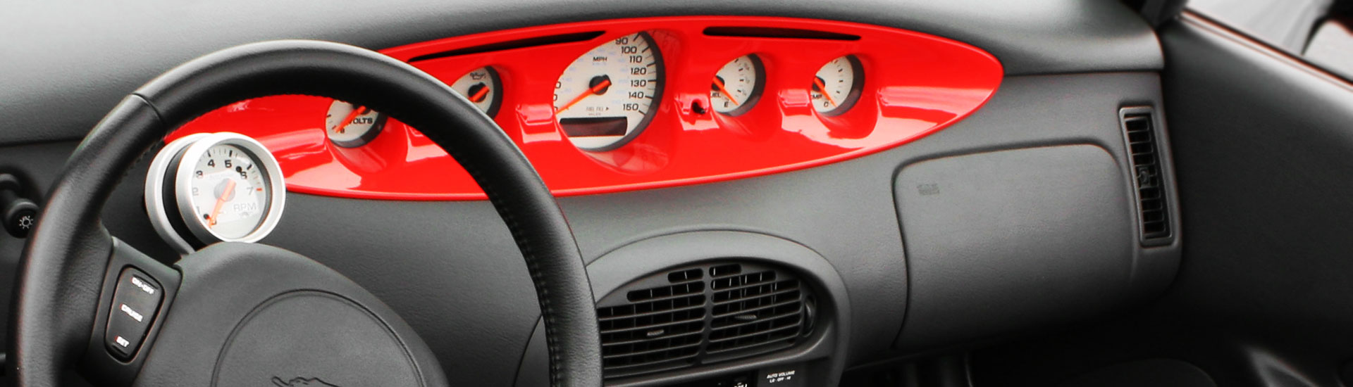 Chrysler Prowler Custom Dash Kits