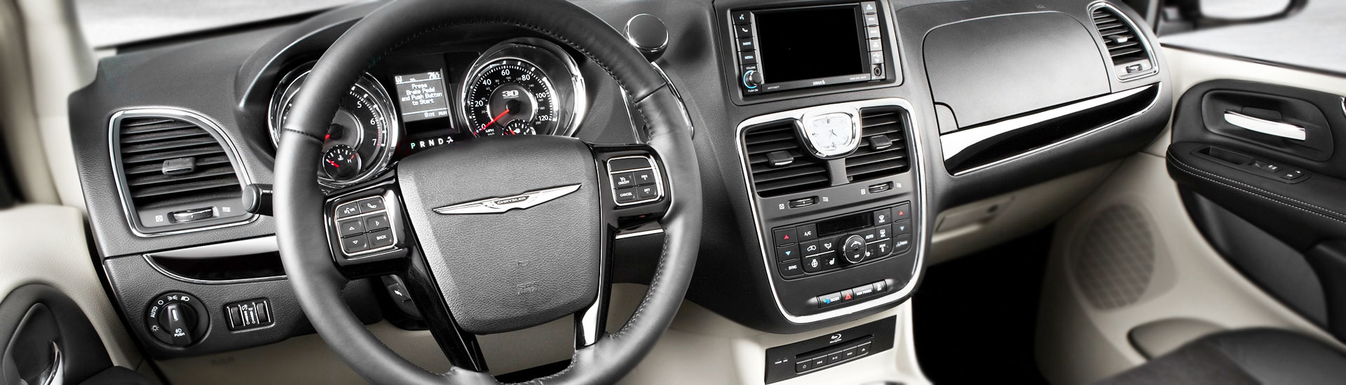 Chrysler Town and Country Custom Dash Kits