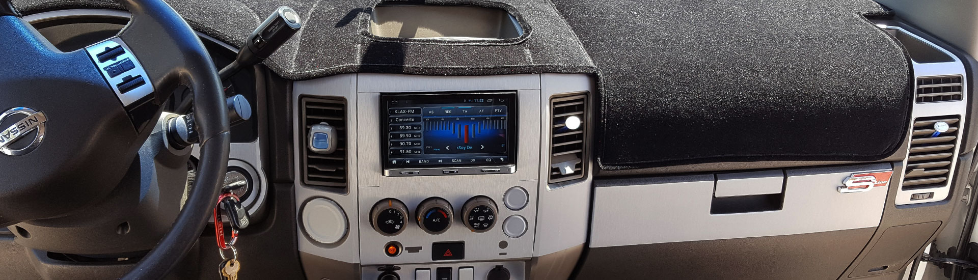 Nissan Armada Dash Kits Custom Nissan Armada Dash Kit