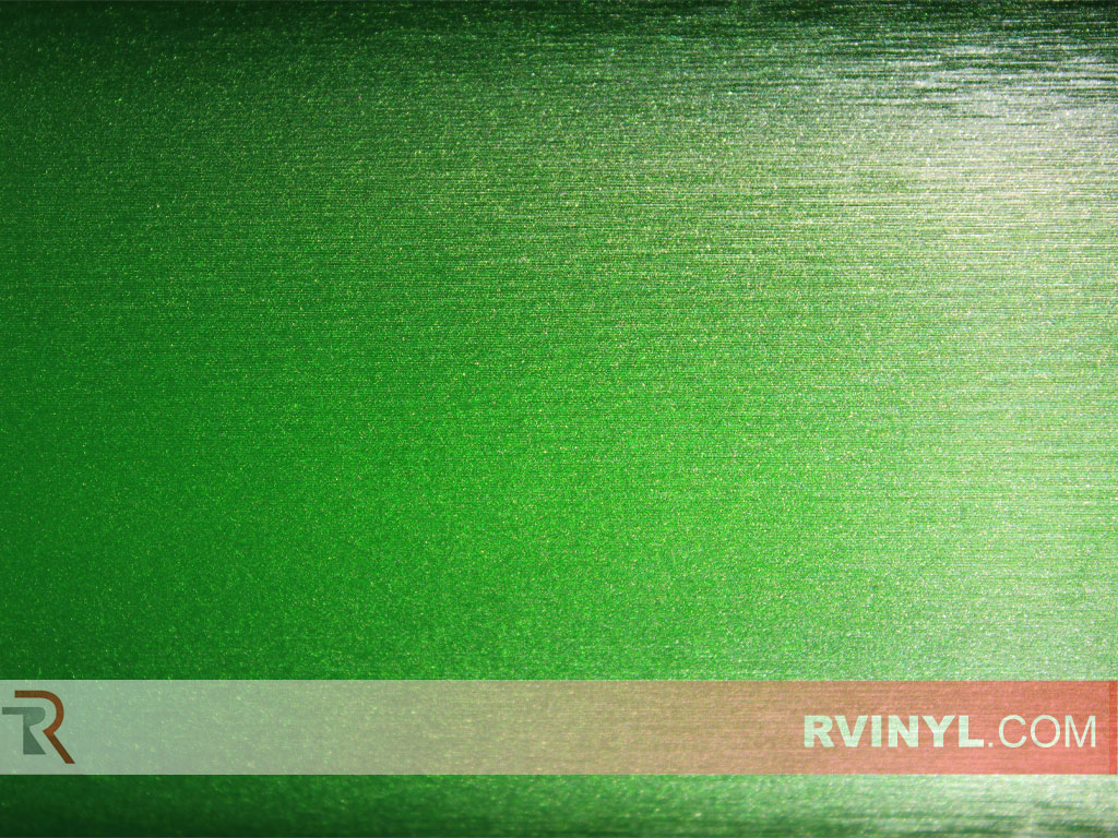 Aluminum (Brushed Green)