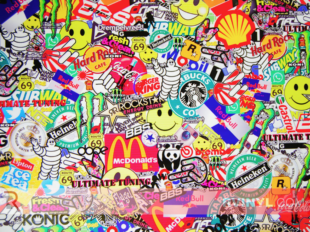 Sticker Bomb (Shocker)