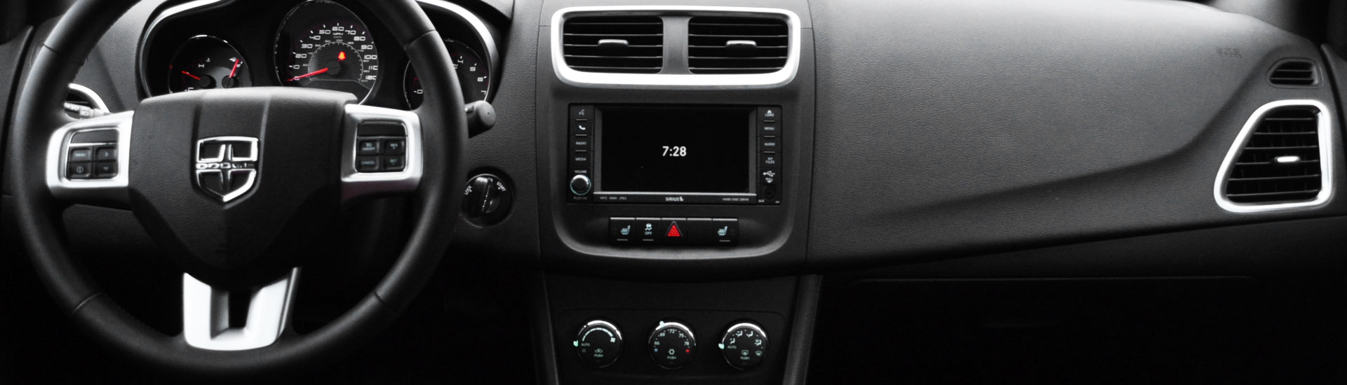 Dodge Avenger Custom Dash Kits